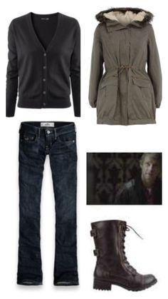 Outfit inspired by John Watson - BBC's Sherlock <3