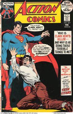 nick cardy superman