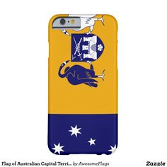 Flag of Australian Capital Territory Barely There iPhone 6 Case