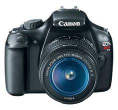 Canon EOS Rebel T3 best digital SLR camera for beginners - Best DSLR camera for beginner