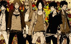 Anime - Katekyo Hitman Reborn!  - Reborn Wallpaper
