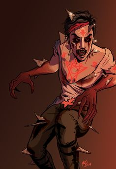 Bloody Mary's True Form by ScaryKrystal on DeviantArt Marvel Studios Movies, Shot By Shot, The Wolf Among Us, Best Screenplay, Past Love, Best Supporting Actor, Big Bad Wolf, Irish Men, Bloody Mary