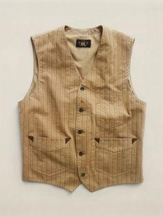 vest - not sure about the pockets...