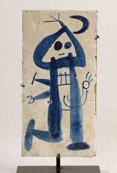 Joan Miro Plaque