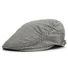 Adjustable Black/Blue/Red Cotton Beret Hat. Suitable for Uniforms of Barista,Baker,Barber,Stylist,Waiter/Waitress or Work Wear at Hotels,Cafe,Restaurant etc.