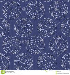 motif-de-sashiko-fleurs-de-prune-configuration-sans-joint-68307474.jpg (1300×1390)