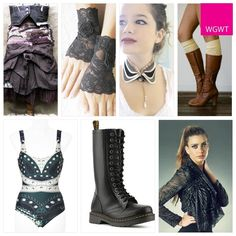 This #steampunk outfit is great for a fun summer to fall transition look! #WGWT