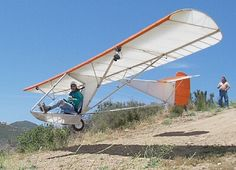 hang glider experimental - Google Search