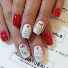 Christmas Nail Ideas 15