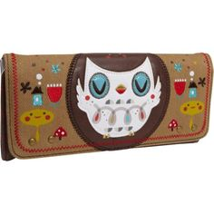 9385bb419ea0 11 Best wallets images in 2018 | Owls, Change purse, Coin Purse