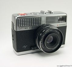 AGFA: Optima 200 Sensor camera