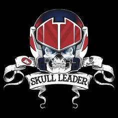 Skull Leader by D4N13L - Just ordered this from ShirtPunch.  Couldn't resist a Robotech design