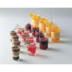 Fruity Dessert Shooters