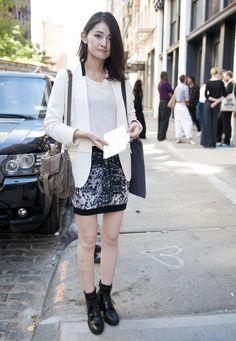 Fashion Week Street Style 2013: 51 Stunning Beauty Looks We Loved (PHOTOS)