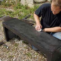 Järeä betonipenkki | TEE ITSE