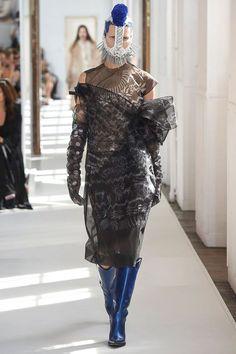 Défilé Maison Margiela Artisanal Haute couture automne-hiver 2017-2018 19