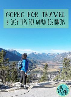 GoPro's are one of the best cameras for travel. Read how to get Instagram worthy pictures with these 8 easy tips. ******************************************** Travel pictures | Travel photography tips | GoPro tips | GoPro accessories |  GoPro pictures | GoPro ideas | How to take good pictures