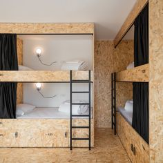 "shop ReDo - Very ""organic"" industrial option. Please click to link. It's a youth hostel that uses the same material throughout"