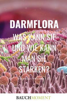Darmflora aufbauen: Auf den ersten Blick scheint der menschliche Darm recht einfach gebaut. Erst bei genauerem Hinsehen offenbart sich, dass der Darm Heimat eines erstaunlich komplexen Mikrosystems ist, das maßgeblich zu unserem Wohlbefinden und unserer Gesundheit beiträgt. Wir haben zusammengefasst, was das Mikrobiom kann, wie man die Darmflora aufbauen und stärken kann. #Darmfloraaufbauen #darmflora #mikrobiom Body And Soul, Trying To Lose Weight, Fodmap, Natural Medicine, Metabolism, Anti Aging, Green Beans, Fitness, Health