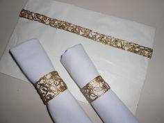 Um novo formato para porta guardanapos em novos tamanhos. Feitos por Jéssica Melo por Rosa Sensoli Design.
