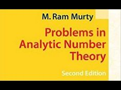 Lecture 1 - Partial summation formula and applications Lecturer: Ram Murty http://www.mast.queensu.ca/~murty/ Full course playlist: https://www.youtube.com/p...