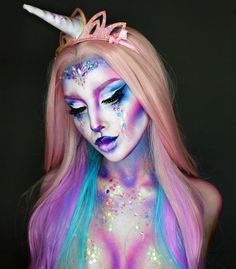 Most Jaw-Dropping Pretty Halloween Makeup Ideas Halloween make up ideas? You… Most Jaw-Dropping Pretty Halloween Makeup Ideas Halloween make up ideas? You…,Makeup art Most Jaw-Dropping Pretty Halloween Makeup Ideas Halloween make. Halloween Makeup Looks, Halloween Kostüm, Halloween Costume Makeup, Crazy Halloween Costumes, Beautiful Halloween Makeup, Halloween Photos, M&m Costume, Mermaid Costume Makeup, Leopard Halloween