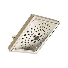 52684 PN Delta H2Okinetic 3 Setting Raincan Shower Head : Bath Products :  Delta