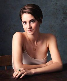 """Shailene Woodley - """"Every single morning, you wake up with the opportunity to be yourself, or be the idea of someone else. So, 'You do you' is the message I would love to send out. It takes bravery to be you, but once you do it for a little while you realise it's so much easier than trying to be anyone else. """""""