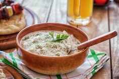 Tzatziki, Cheeseburger Chowder, Thai Red Curry, Entrees, Tapas, Menu, Ethnic Recipes, Chefs, Provence