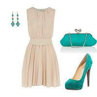 turquoise-simple and pretty