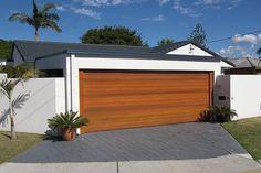 Double Carport, Carport Designs, Roller Doors, Brisbane City, Character Home, Construction Process, Outdoor Living, Outdoor Decor, How To Level Ground