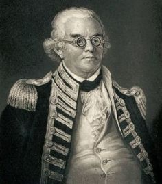"From the British Library's Untold Lives blog posting ""Admiral Peter Rainier: Defender of British India,"" (21 October 2013). Image: Admiral Peter Rainier from Edward Pelham Brenton, The Naval History of Great Britain, http://britishlibrary.typepad.co.uk/untoldlives/2013/10/admiral-peter-rainier-defender-of-british-india.html."