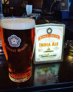 The #Indiaale from #samuelsmith at the #windsorcastle in Victoria.  #london