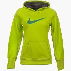 Womens Nike Swoosh Out Hoodie