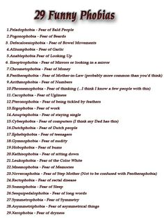 list of phobias Book Writing Tips, English Writing Skills, Writing Words, Writing Help, Funny Phobias, Weird Phobias, Types Of Phobias, List Of Phobias, Words To Use
