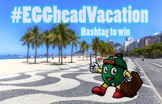 See how you can win an EGGcessory prize pack or a BGE Mini by taking Mr. EGGhead on vacation with you! http://www.biggreenegg.com/features/eggheadvacation/