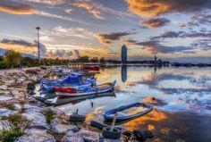 Popular on 500px : Sunset in Inciralti by nejdetduzen