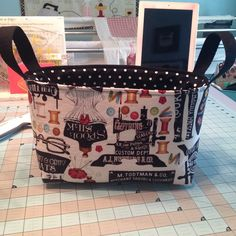 Making one hour bags! #onehourbasket #hourbasket