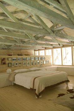 #summercottage ideas, #bedroom