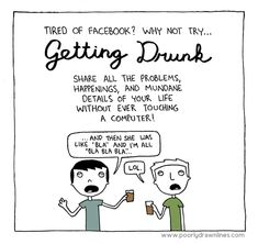 Tired of facebook?