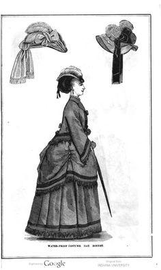 December 1870 Petersons Magazine