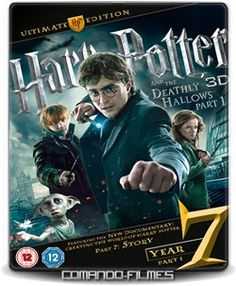 Harry Potter e as Relíquias da Morte Parte 1 Torrent – BluRay Rip 1080p Dublado…