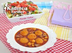 Analı Kızlı Tarifi Chana Masala, Dog Food Recipes, Cooking, Breakfast, Ethnic Recipes, Meatball, Kitchens, Food And Drinks, Kitchen
