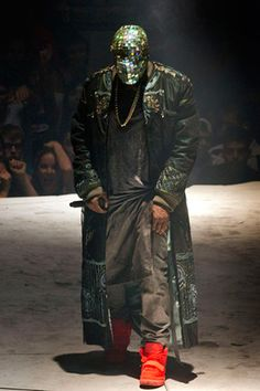 A Look at Kanye West's Maison Martin Margiela 'Yeezus' Tour Bomber Jacket 1