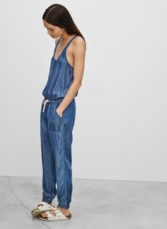 Discover what's new in women's clothing at Aritzia. New Woman, Overalls, Personal Style, Zara, Jumpsuit, One Piece, Style Inspiration, Clothes For Women, My Style