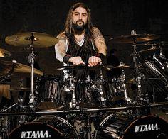 Mike Portnoy & Tama Starclassic Bubinga