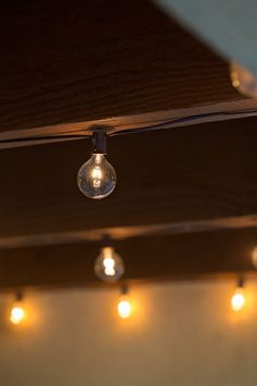 It's amazing what a difference string lights can make! Add a warm glow to your backyard or patio so you can enjoy the outdoors all night. Shop our collection at The Home Depot.