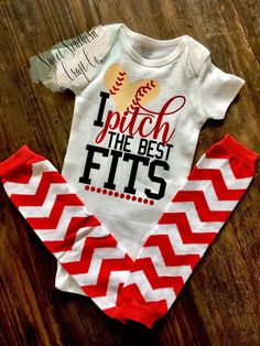 I Pitch the Best Fits! Baby & Youth Sizes Available, Infant, Toddler, Terrible Two's, Baseball Siste Toddler Boy Fashion, Baby Girl Fashion, Toddler Outfits, Toddler Boys, Boy Outfits, Infant Toddler, Kids, Baby Boy Baseball, Baseball Sister