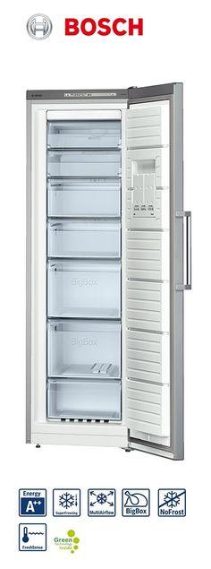 Congélateur armoire | Confort | Volume : 237L