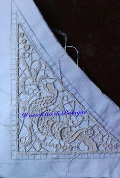 Lacemaking, Online Tutorials, Needle Lace, Embroidery Stitches, Patterns, Needlepoint, Ireland, Hardanger, Dots